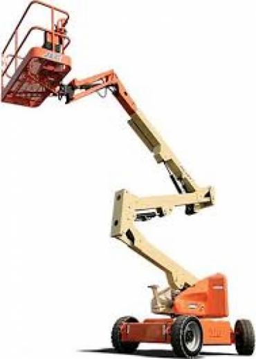 JLG E450AJ Boom Lift