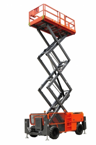 Dingli Summit SL1023 AWD Rough-Terrain Scissor